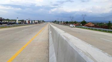 Lima ruas bagian dari Tol Trans Jawa yang dikerjakan oleh Jasa Marga dan Waskita Karya siap diresmikan oleh Presiden RI Joko Widodo (Jokowi). (Dok Kementerian BUMN)