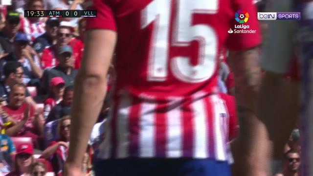 Berita video gol bunuh diri dari Joaquin Fernandez menjadi penentu kemenangan Atletico Madrid atas Real Valladolid 1-0 di Estadio Wanda Metropolitano dalam lanjutan La Liga 2018-2019, Sabtu (27/4/2019).