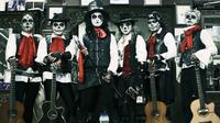 Band Kuburan merilis cover lagu sendiri. (Dok. Istimewa)