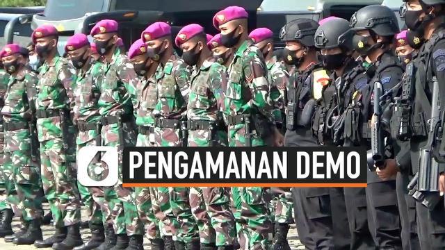 pengamanan demo