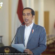 Dalam pidato pembukaan Google for Indonesia, Presiden Jokowi mengutarakan pesan dan dukungannya untuk UMKM dan anak-anak muda yang berkiprah di bidang teknologi.   Google Indonesia