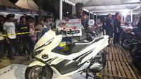 Pemenang Kategori Matic & Cub Stock/Bolt on, Honda PCX 150 (2018)