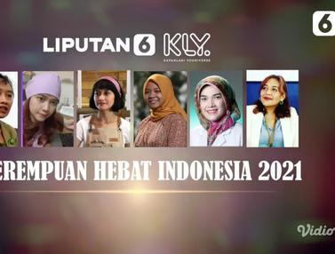 Tetap Hebat di Masa Pandemi dalam Anugerah Perempuan Hebat Indonesia 2021