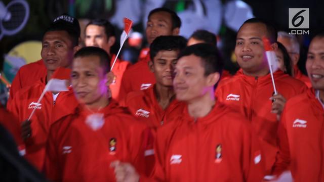 Atlet Indonesia peraih medali Asian Games mendapat kejutan berupa konser persembahan atas perjuangan mereka. Yuk kita ngobrol-ngobrol sama pahlawan muda ini.