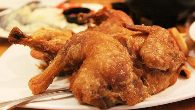 Resep Ayam Goreng Bumbu Kunyit Sederhana Tapi Enaknya Juara