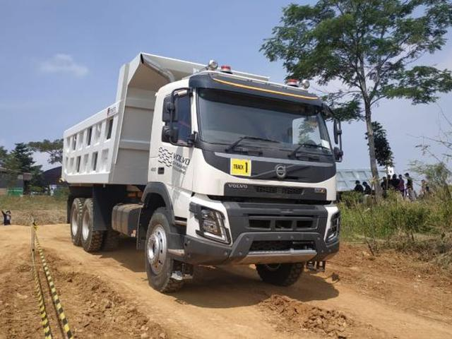 Gambar Modifikasi Truk Volvo Truk Volvo Bisa Tenggak Biodiesel Tapi Otomotif Liputan6 Com
