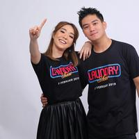 Media visit pemain film Laundry Show (Adrian Putra/Fimela.com)