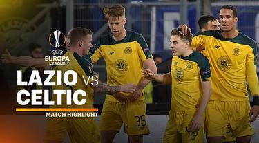 Berita video highlights matchday 4 Grup E Liga Europa 2019-2020 antara Lazio melawan Celtic yang berakhir dengan skor 1-2, Kamis (7/11/2019).