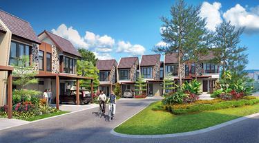 Miliki Rumah Mewah 2 LT Super Strategis di Selatan Jakarta, Selangkah ke LRT, Diapit 2 Akses Tol