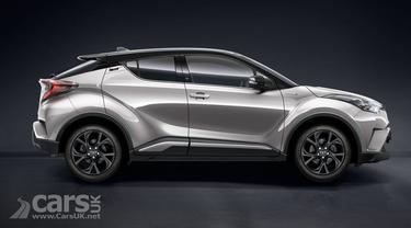Toyota C-HR Edisi Terbatas