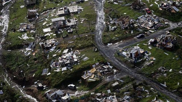 3.000 Orang Dilaporkan Tewas Akibat Badai Maria di Puerto Rico, Data Pemerintah Tak Akurat?