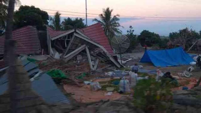 Pascagempa berkekuatan 7.0 Skala Richter yang terjadi di Lombok, Nusa Tenggara Barat, membuat aksi pencurian marak.Sejumlah ...