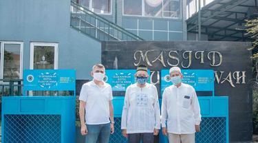 Kolaborasi Program Gerakan Sedekah Sampah Indonesia Berbasis Masjid