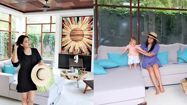 7 Potret Villa Titi Kamal Di Bali Mewah Dan Instagramable Banget Hot Liputan6 Com