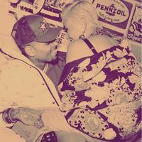 Agnez Mo dan Chris Brown