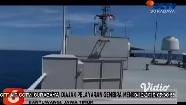 Untuk menumbuhkan rasa Nasionalisme, dan cinta Tanah Air, Pangkalan TNI Angkatan Laut, Lanal Banyuwangi, Jawa Timur menggelar Pelatihan Bela Negara bersama pelajar, dan tokoh masyarakat.