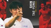Timnas Indonesia - Strategi Shin Tae-yong di Timnas Indonesia (Bola.com/Adreanus Titus)
