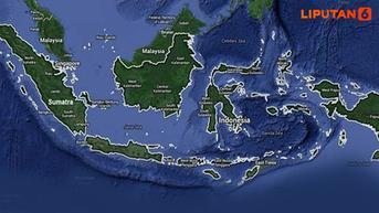 Infografis 115 Pulau di Indonesia Terancam Tenggelam