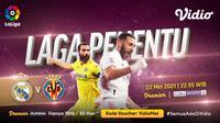 Streaming La Liga Spanyol Pekan Terakhir di Vidio. (Sumber : dok. vidio.com)