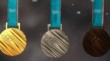 Unik, Medali Olimpiade Tokyo 2020 Dibuat dari Daur Ulang Limbah Elektronik Warga