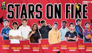 Free Fire All-Stars 2021 Asia.