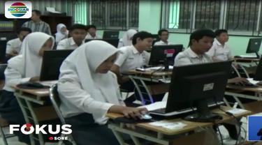 Wakil Ketua Komisi X DPR RI Hetifah Sjaifudian berpendapat, pemerintah belum siap melaksanakan penyelenggaraan UNBK.