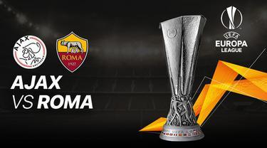 Berita video highlight Liga Europa, gol telat Ibanez menangkan AS Roma atas Ajax dengan skor 2-1, Jumat (9/3/21).
