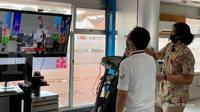 Telkom Jadi Perusahaan Indonesia Pertama Pengguna Komputer Supercanggih NVIDIA DGX A100. Kredit: Telkom
