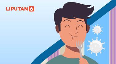 Banner Infografis Benarkah Covid-19 Bisa Menyebar Melalui Makanan? (Liputan6.com/Niman)