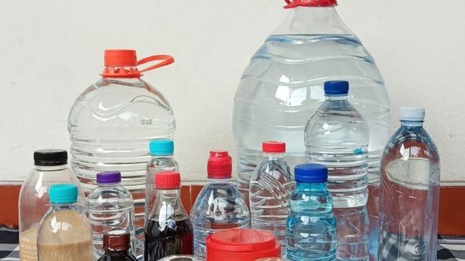 Galon Air Sekali Pakai Bernilai Tinggi Dan Mudah Didaur Ulang Citizen6 Liputan6 Com