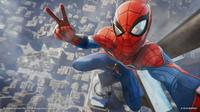 Spider-Man. Liputan6.com/ Yuslianson