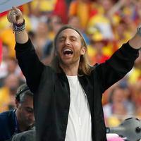 Musikus EDM David Guetta. (Foto: AP)