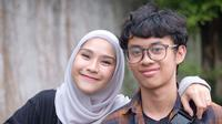 Zaskia Adya Mecca dan Barmastya Bhumi. (Foto: Instagram @zaskiadyamecca)