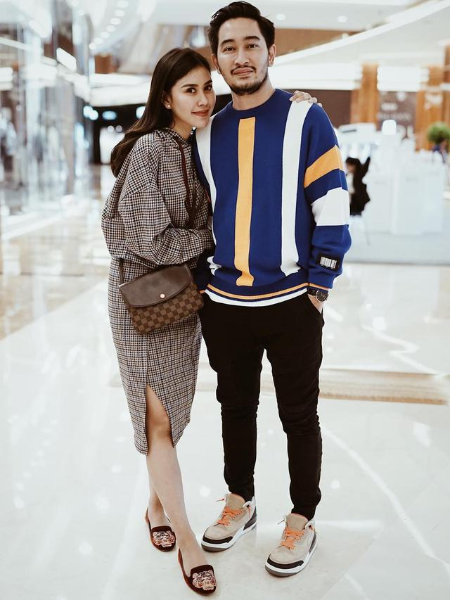 [Fimela] Syahnaz Sadiqah dan Jeje Govinda