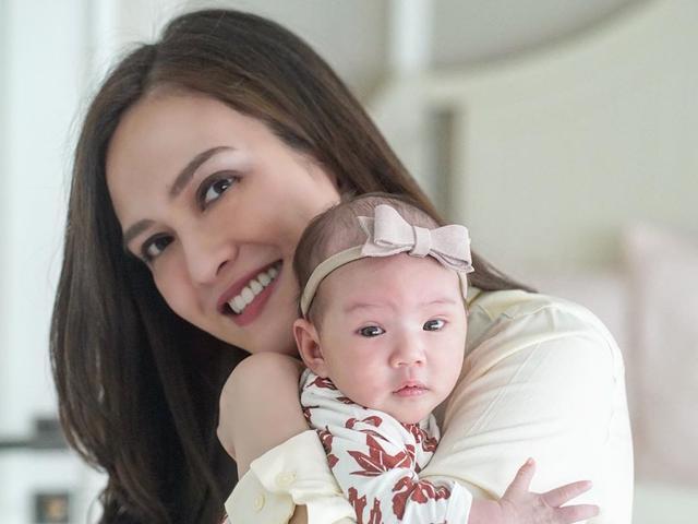 Anak Cemburu Shandy Aulia Gendong Bayi Lain Showbiz Liputan6 Com