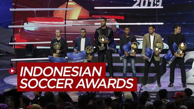 Berita video Indonesian Soccer Awards 2019 mendapat apresiasi dari para stakeholder sepak bola nasional.