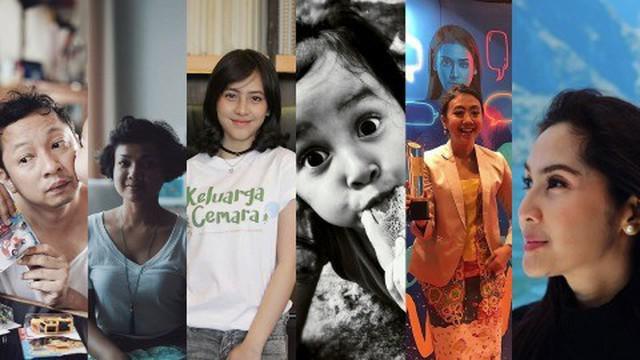 Kenalkan, ini 6 selebriti yang akan perankan film keluarga cemara.