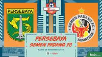 Shopee Liga 1 - Persebaya Surabaya Vs Semen Padang FC (Bola.com/Adreanus Titus)