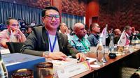 Manajer Persatu Tuban, Fahmi Fikroni. (Bola.com/Gatot Susetyo)