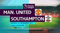 Premier League_Manchester United Vs Southampton (Bola.com/Adreanus Titus)