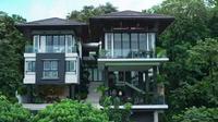 Penampakan rumah 'Crazy Rich Asians' yang mewah dan elegan. (Sumber: World of Buzz)