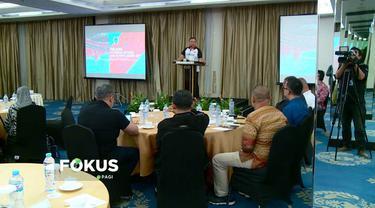 Jelang kongres, calon Ketum PSSI Komjen Pol M. Iriawan  ungkapkan visi dan misi di acara 'Ngobrol Bola Bang Iwan Bule'.