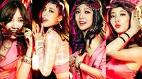 Setelah 7 tahun, miss A resmi dinyatakan bubar oleh JYP Entertainment.
