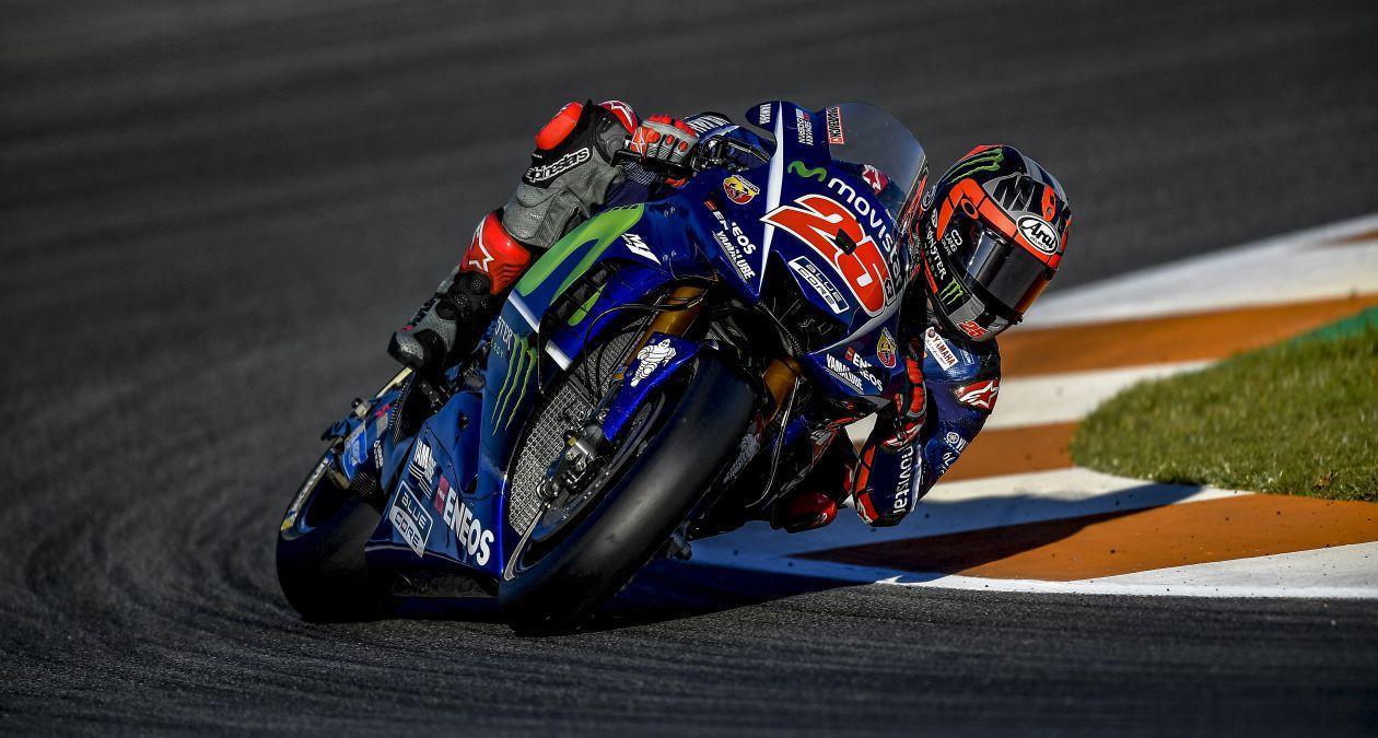 Maverick Vinales (dok. Yamaha MotoGP)