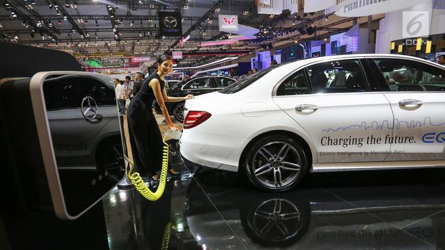 Mobil Listrik GIIAS 2019
