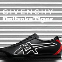 Givenchy X Onitsuka Tiger di Pitti Uomo 2019. Sumber foto: Document/Onitsuka Tiger.
