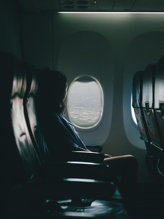 Begini Tips Foto Jendela Pesawat