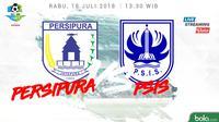 Liga 1 2018 Persipura Jayapura Vs PSIS Semarang (Bola.com/Adreanus Titus)