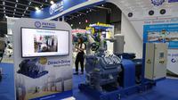 Departemen Pemasaran dan Perdagangan Internasional (DITP) Kementerian Perdagangan Thailand menggelar pameran elektronik terbesar se-ASEAN.