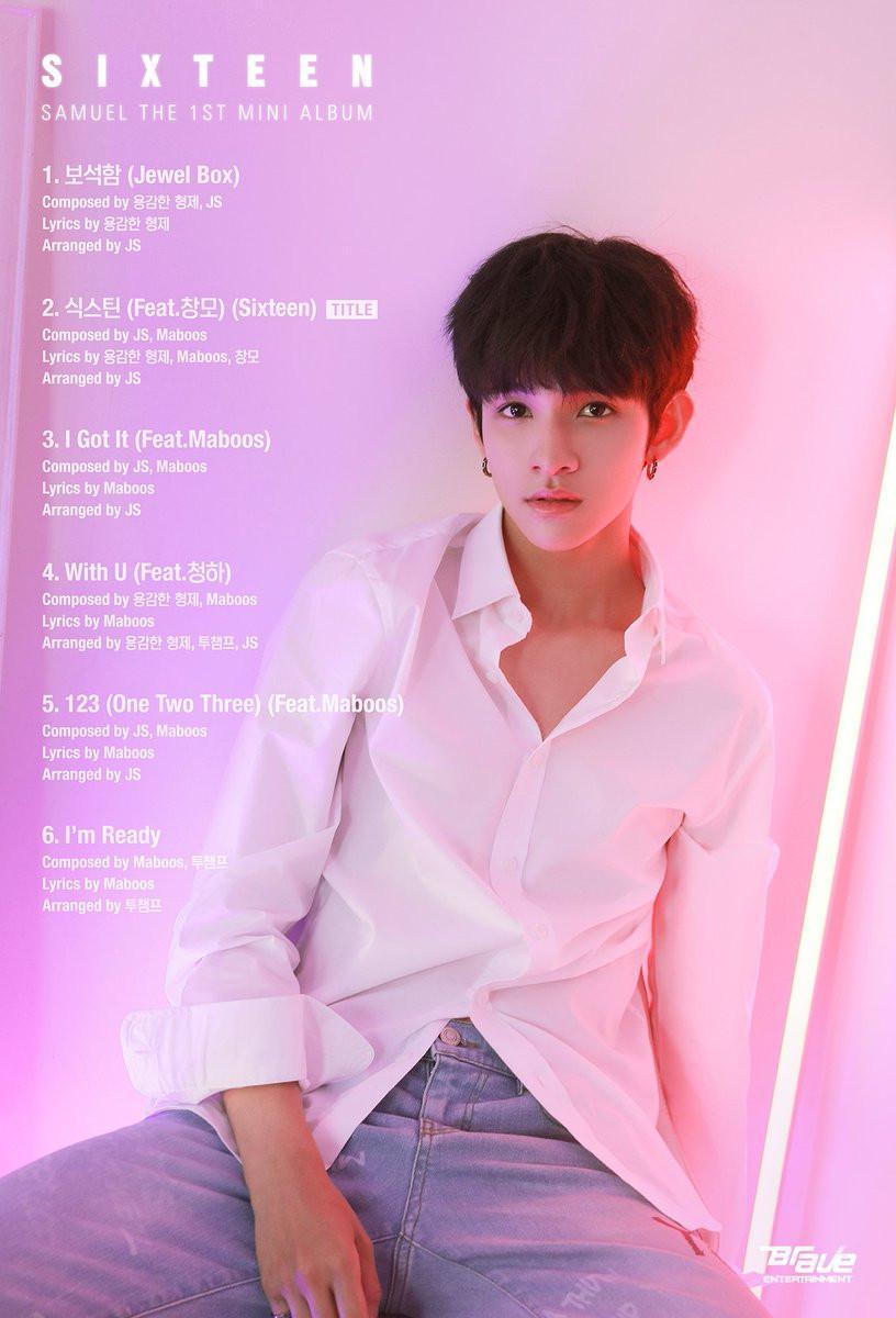 Mengenal Samuel Kim, Idola Masa Kini yang Siap Debut Solo. (Foto: Twitter/bravepunch_)